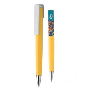 kuličkové pero s otočným mechanismem