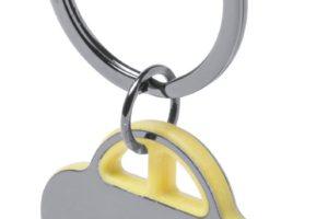 Přívěšek na klíče ve tvaru auta
