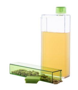 láhev na vodu s odnímatelnou nádobkou