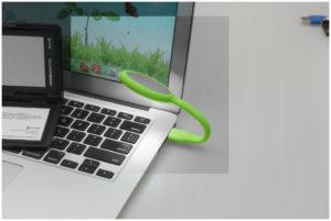 Světlo USB
