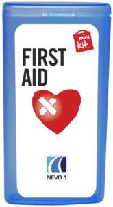 Minisada první pomoci