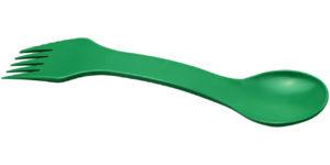 Lžíce, vidlička a nůž 3v1