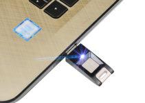 USB flash disk - zabezpečení otiskem
