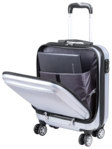 kufr na 4 kolečkách