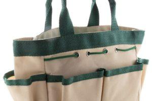 Zahradní nářadí v nylonové tašce