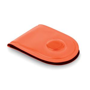 LED bezpečnostní svítící magnetický klip