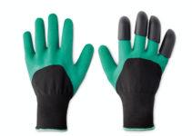 Set dvou zahradních rukavic