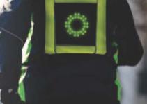 Reflexní vesta