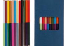 Set 12 oboustranných pastelek