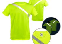 Sportovní reflexní tričko