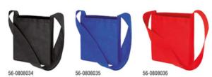 Malá nákupní taška s dlouhými a širokým ramenním popruhem