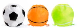 Batoh ve tvaru míče