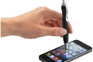 Kuličkové pero a stylus