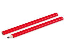 dřevěná grafitová tesařská tužka