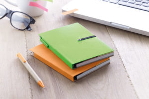 Recyklovaný zápisník