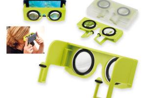 plastové virtuální brýle