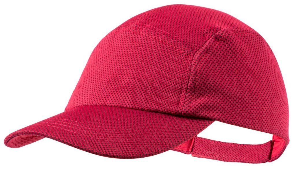 Baseballová čepice z chladícího materiálu