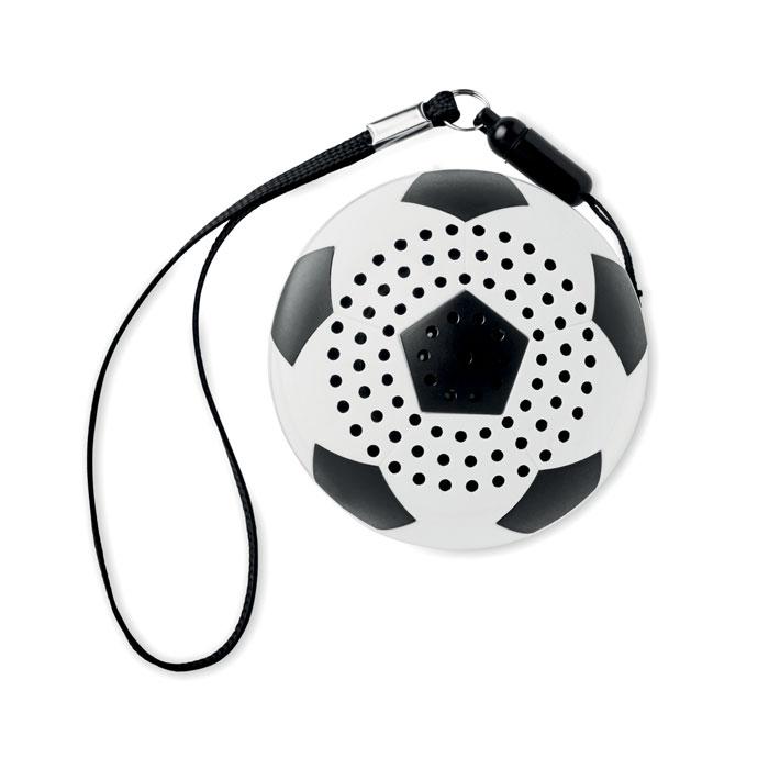 Bluetooth reproduktor ve tvaru fotbalového míče