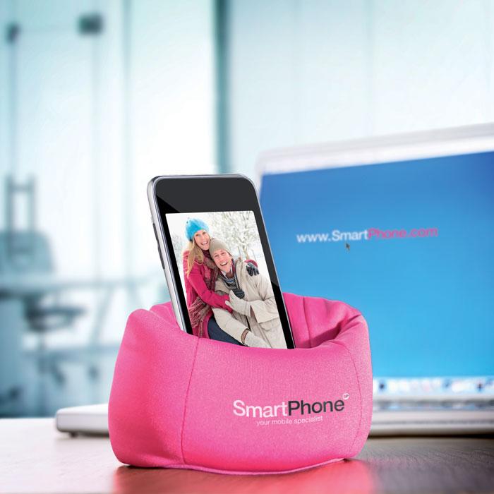 Držák smart mobilů