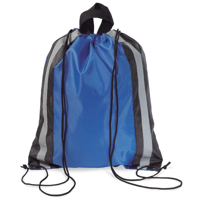 Reflexní batoh se šňůrkami
