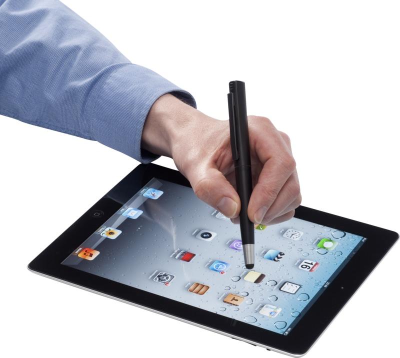 Kuličkové pero a stylus s pamětí 4 GB