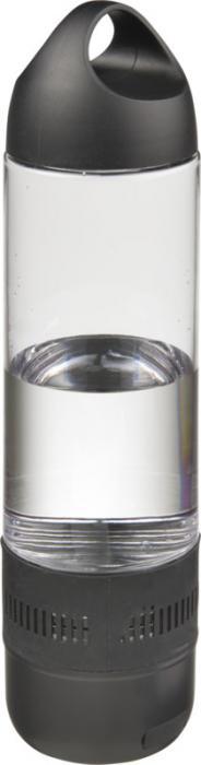 Sportovní láhev s reproduktorem