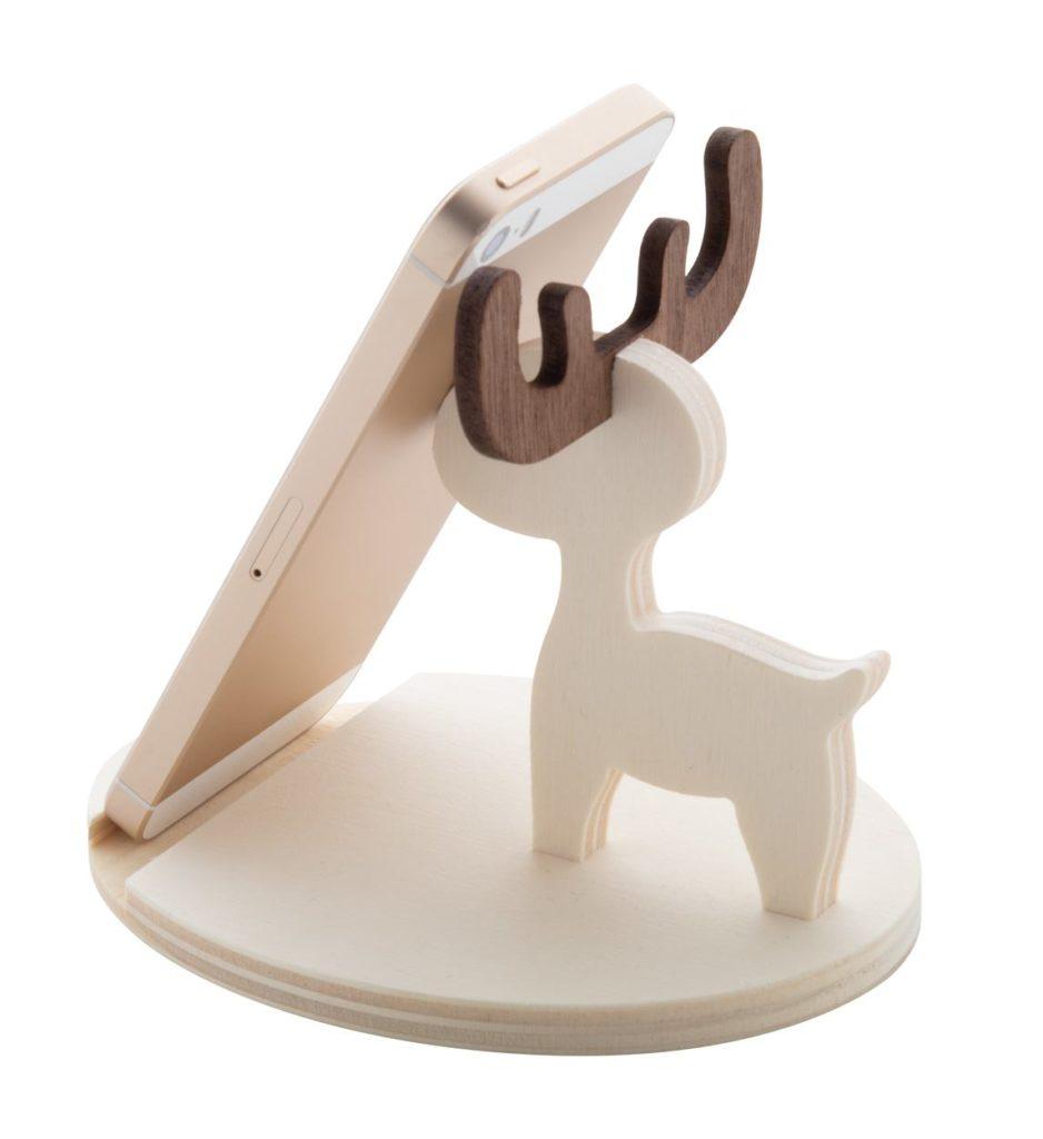 Stojánek na mobil ve tvaru soba