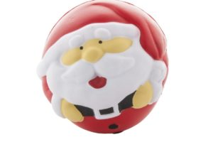 Antistresový míček Santa Claus
