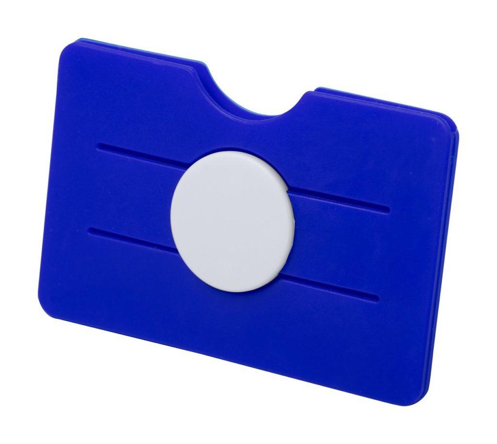 Silikonový obal na kreditní karty