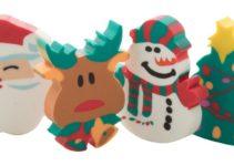 Reklamní sada vánočních gum