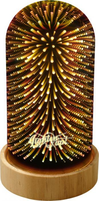 Dekorativní Svítidlo s 3D efektem