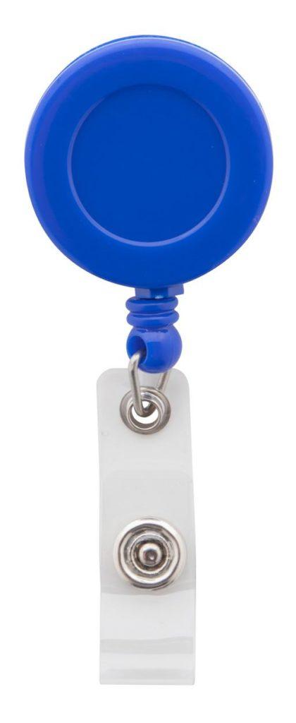 Plastový teleskopický držák na skipass s patentkou