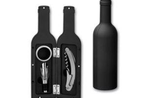 Třídílná sada na víno v dárkové plastové krabičce