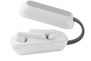 Dvě bluetooth stereo sluchátka