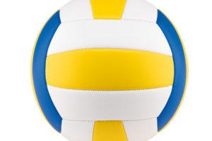 Reklamní míč na volleyball