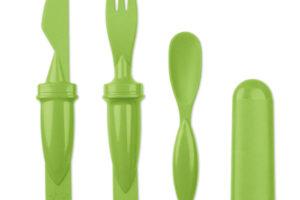 Příborový set 3v1 vidlička, nůž, lžíce