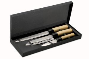 Sada 3 kusů nožů