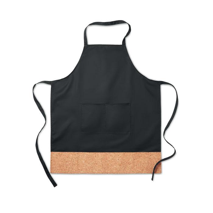 Stahovací kuchyňská zástěra