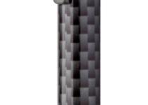 Kovové kuličkové pero s karbonovým vzorem na těle
