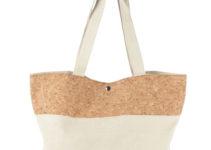 Nákupní taška z bavlny a korku