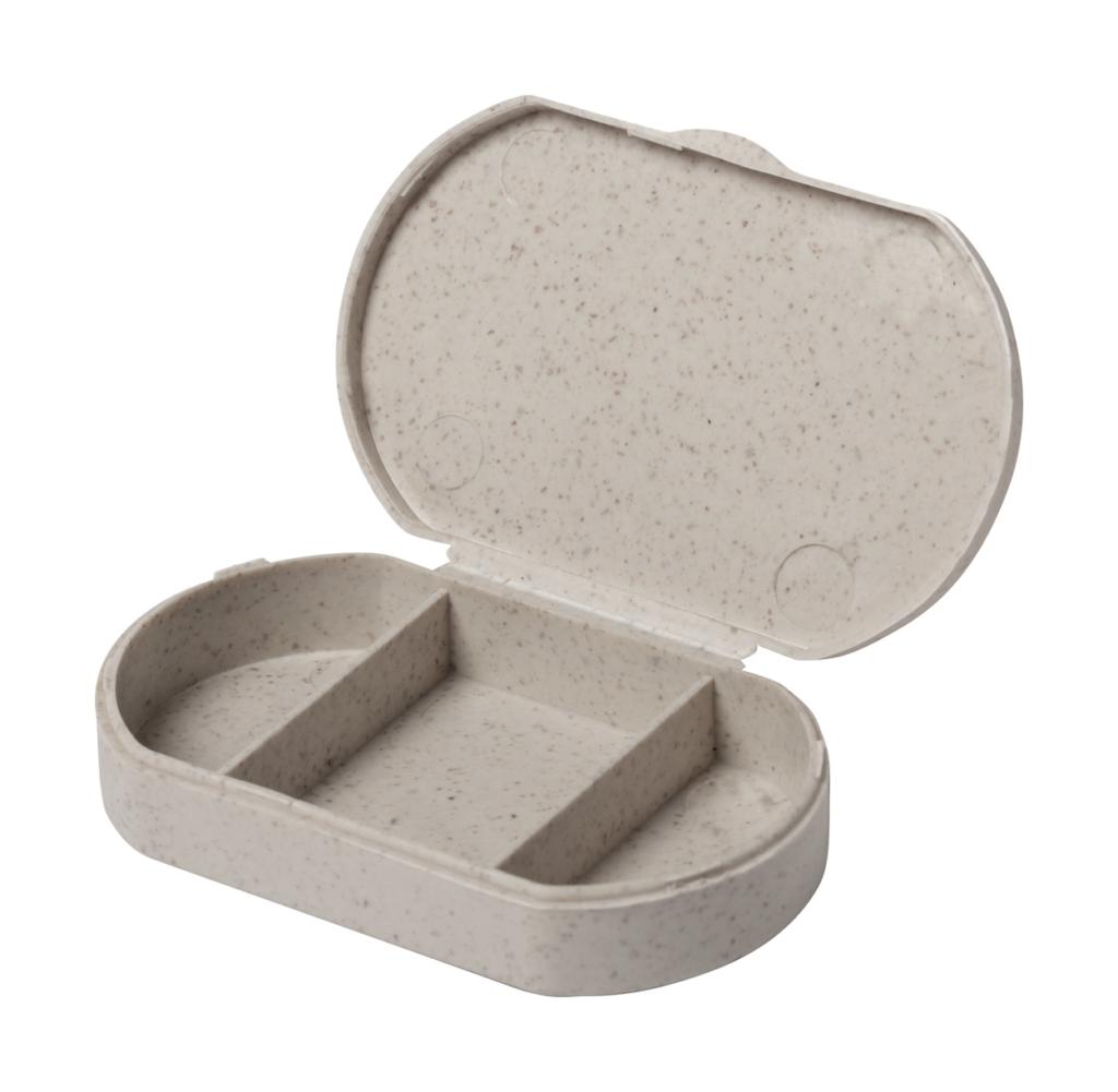 Box na pilulky se 3 přihrádkami