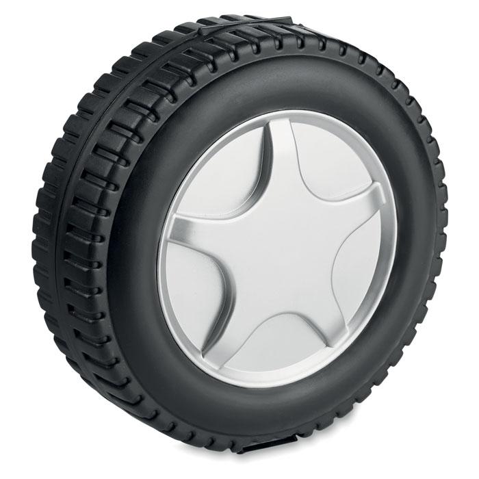 25 dílná sada nářadí ve tvaru pneumatiky