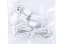 Barevná sluchátka do uší s 3,5 mm audio Jackem