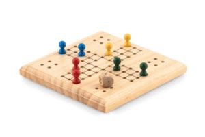 Dřevěná hra ČLOVĚČE NEZLOB SEDřevěná hra ČLOVĚČE NEZLOB SE