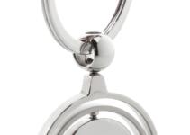 Přívěšek na klíče s otočnou vnitřní částí