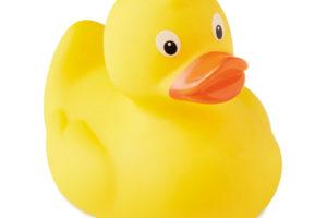 Plavací kachnička pro děti