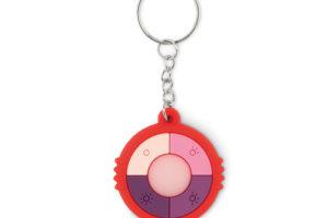 Propagační klíčenka s UV sensorem