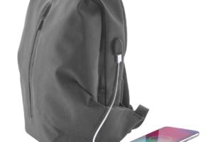 Voděodolný batoh s kapsou na ochranu proti krádeži