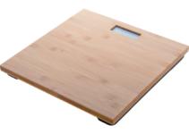 Osobní digitální váha s bambusem