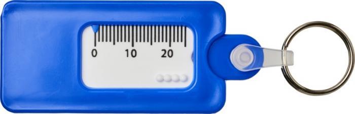 Šikovný měřící nástroj pro kontrolu pneumatik